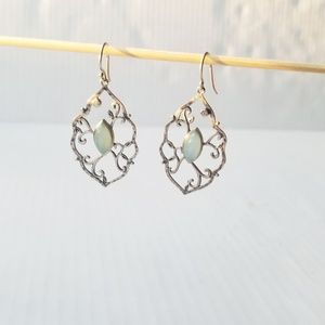 Silpada Wandering Ivy Earrings